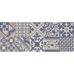 DECOR HIDRA AZUL 20X50