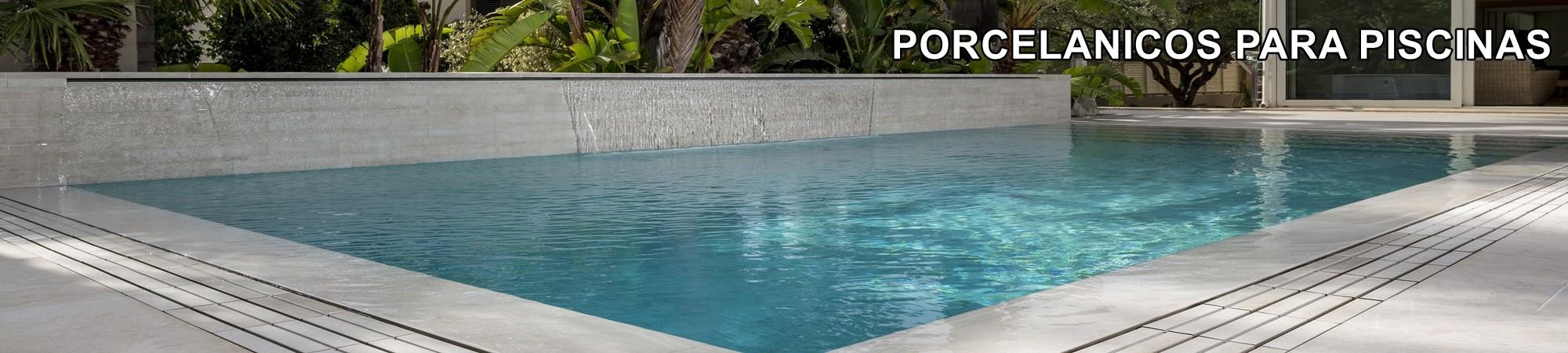 Porcelanicos para piscinas